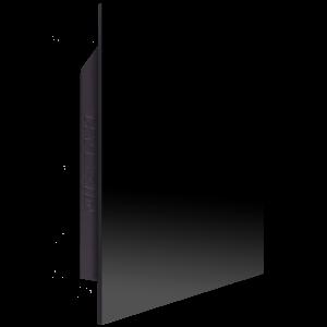 Керамическая панель HYBRID Black (Черная)